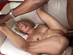 our moms first humungous cock interracial fuck lesson