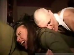 Donna Lucia's anal penalty