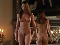 Young And Buxom Slaves Whipped