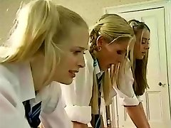 Schoolgirls Spanked And Romped