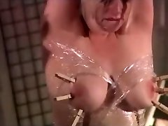 Wrapped Dominated And Fucked