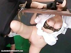 Hardcore Chinese Punishment: Momo #3