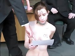 [BitchSlapped.co.uk] Slave #1  Slave #54 Training. - Infrequent Video