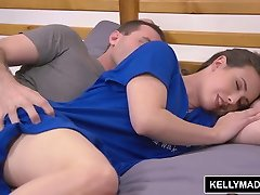 Casey Calvert Hardcore Raunchy Plow and Facialed