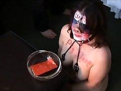 slave cooter pig Disciplined