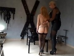 Young slave very first time dominated