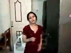 desi housewife compelled