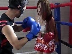 Chinese Ferocious Mixed Boxing Ryona