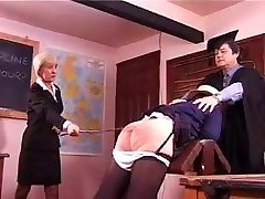 Good Aged School Caning