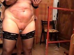 Nailing the victim from behinde