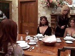 Nina Hartley and the gimps