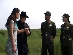 Army restrain bondage - 8