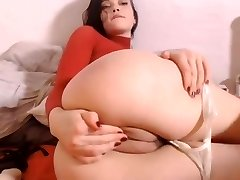Brunette pale nice obese ass spanking chubby cameltoe