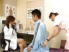 Super horny asian stunners in extreme part5