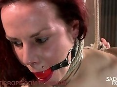 Bound, Lashed, And Fisted