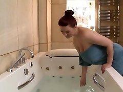 Joy in the tub