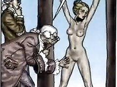 Erotic Restrain Bondage Comics Hardcore Sex