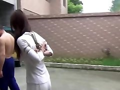 Chinese Damsel In Jail