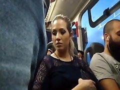 Brazil Bus Voyeur