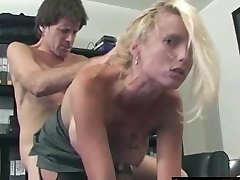 BrutalClips  Rough Pulverize in the Office