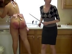 young wife domestic discipline by Mummy-in-law