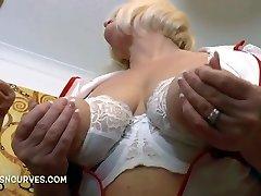 Naughty mature British Nurses