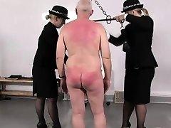 Police femdoms discipline perverted gimp