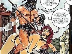 Sexual Fetish Lovemaking Comic