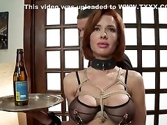 Mega-slut Veronica Avluv - Slaving and BDSM