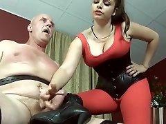 Hot Pornstar Dominance With Orgasm
