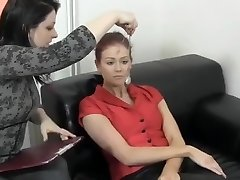 Kelly Mesmerized tied up gagged As well as her therapist