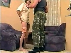 Report of Homemade Punishment With Spanking to the Daughter