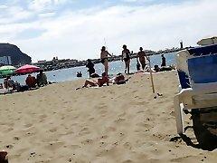 Show on the beach