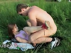 Brutal nymphs anal outdoor sex