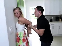 Babe anal punishment and Disobeying Daddy