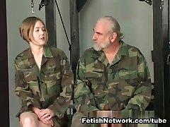 FetishNetwork Flick: Interrogation Of Star And Adora