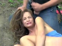 Outdoor Hard-core And Rough Sex
