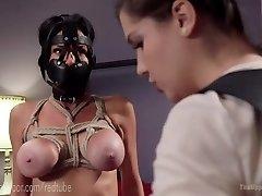 Cougar Nympho Slave Is Punished
