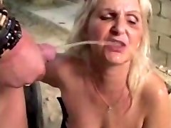 Ugly Perverse Granny get's a drink by satyriasiss