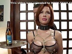 Mega-slut Veronica Avluv - Slaving and BDSM