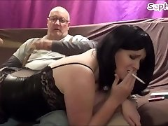 Sissy Slave Penalized for Vaping Instead of Smoking