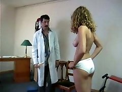ENF CMNF nude embarrassing examination by doctor in health center