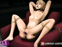 zettle69 - Marie Rose Machine Fuck #Two