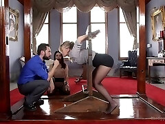 Babe Realtor Hate Fucked & Penalized