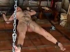 lezdom torture, paraffin wax humiliation compilation