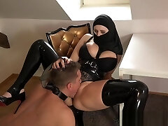 WHO WANTS TO BE HER Slave?