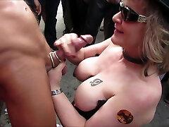 Folsom Street Public Hand Job
