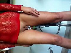 Slave Biotch Presentation to her Master