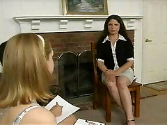Sitter Spanks and Gets Spanked