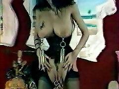 vaginal and breasts big piercing